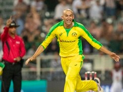Agar takes hat-trick as Australia hammer South Africa in first T20