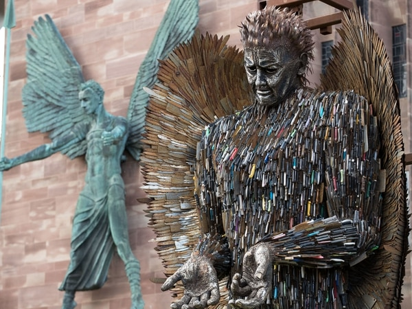 Arboretum in line to host iconic Knife Angel