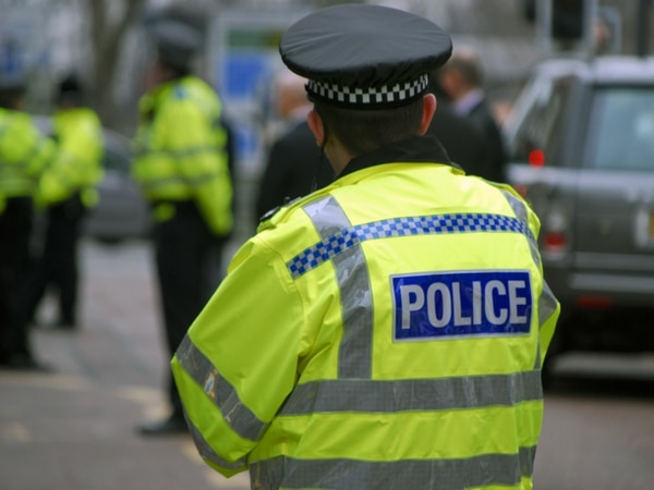 LETTER: Police officer numbers same as 1990s