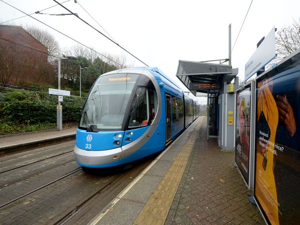 The tram service may go further into the Black Country in future