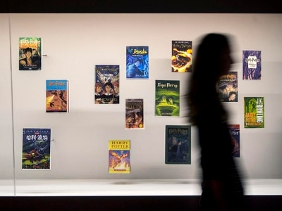 Harry Potter publisher Bloomsbury reports revenues rise
