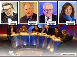 Question Time: The grand inquisitors from Day to Dimbleby as Fiona Bruce takes up the baton