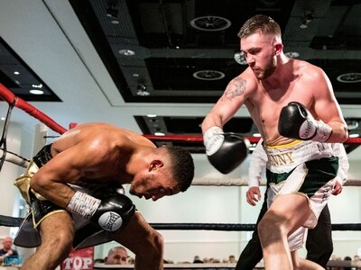 Danny Ball bouncing ahead of his biggest fight yet