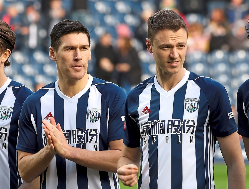 Alan Pardew criticises West Brom's Grzegorz Krychowiak for reaction to substitution