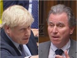 Blow for Boris Johnson's Brexit deal as amendment passed