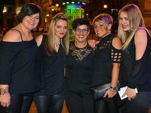 Revellers dance the night away at the return of Wolverhampton's Cheeky Monkey club night