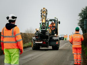 The Pothole Pro was trialled by Shropshire Council and contractors Evans Construction in March