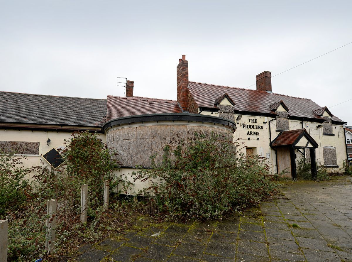The Fiddlers Arms pub
