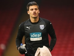 West Brom goalkeeper Jonathan Bond given licence to thrill