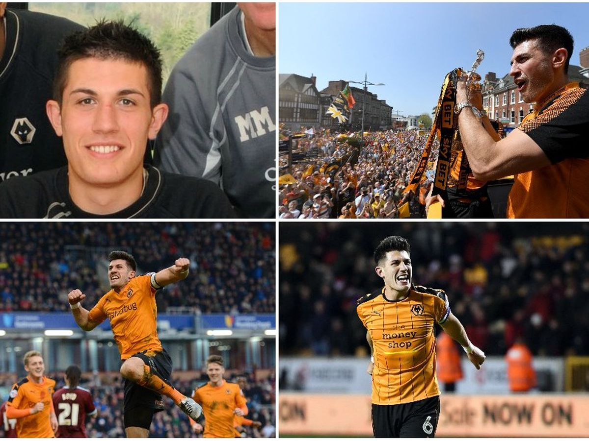 Danny Batth has left Wolves after 18 years at the club