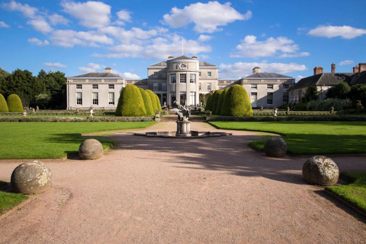 Explore Shugborough Estate