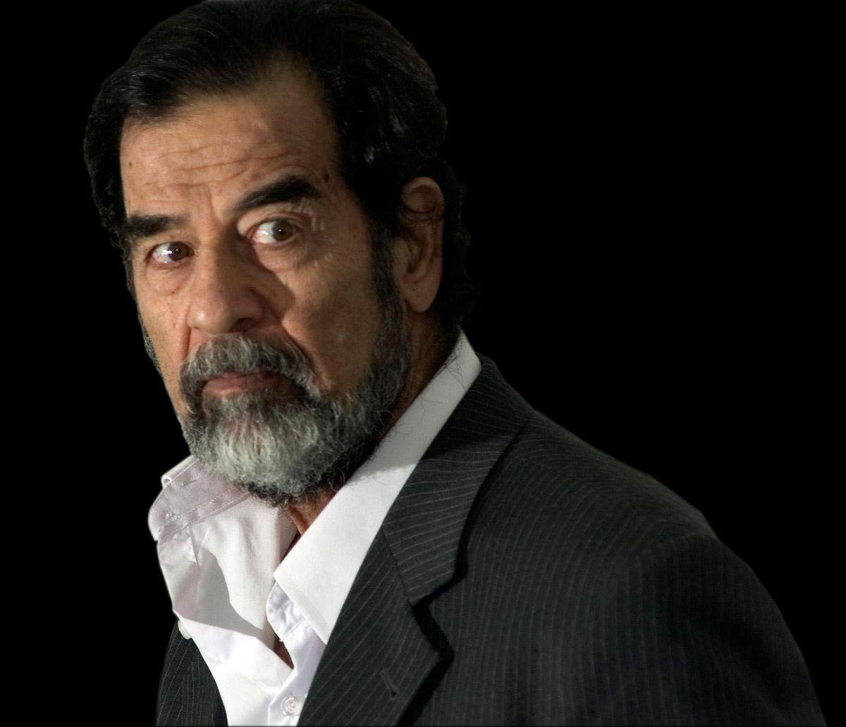 Saddam Hussein – unleashing Scuds