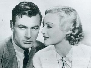 Madeleine Carroll made two films with Gary Cooper