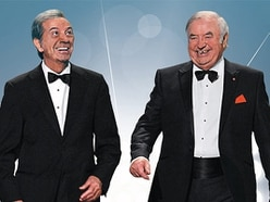 Des O'Connor and Jimmy Tarbuck talk ahead of Wolverhampton Grand Theatre show