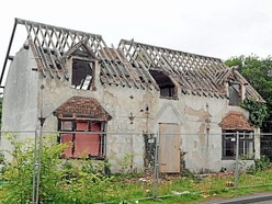 Eyesore Wolverhampton site for sale after years of neglect