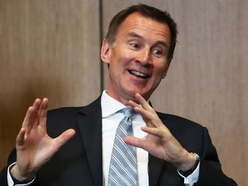 Stop mistakenly using the c-word to say my name, Jeremy Hunt tells broadcasters