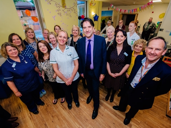 Rowley Regis Hospice officially opened