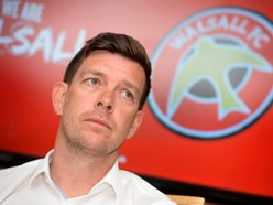 Ambitious Darrell Clarke chasing success with Walsall