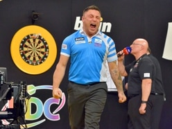 Darts fans' chance to take on the Iceman in Wolverhampton