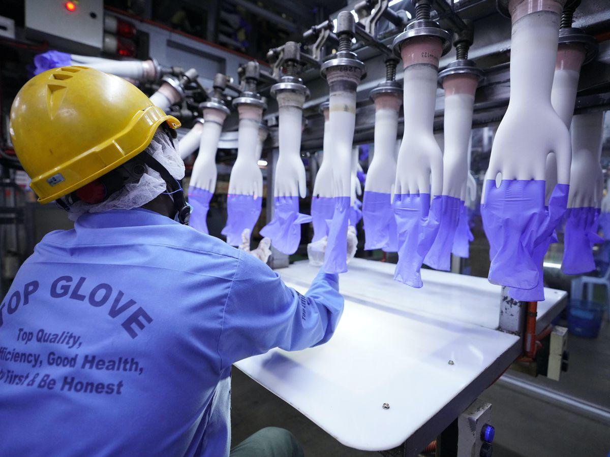 Malaysia Top Glove
