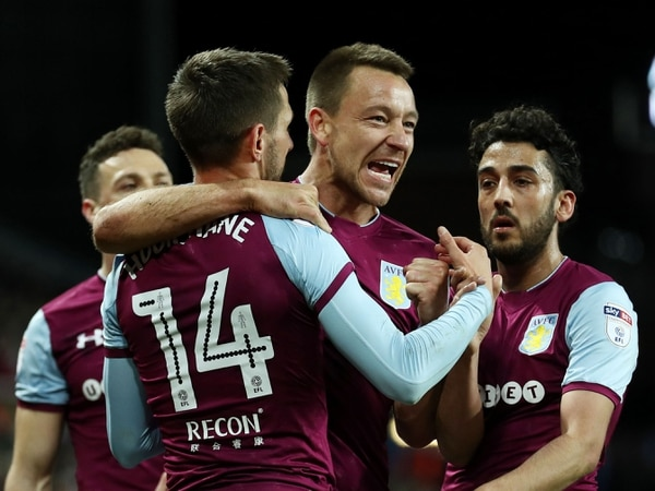 Watch the adorable moment this young Aston Villa fan discovers he'll be John Terry's play-off mascot - VIDEO
