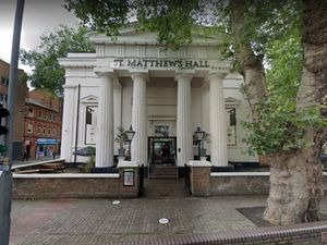 St Matthew's Hall Wetherspoon in Lichfield Street, Walsall. Photo: Google Maps