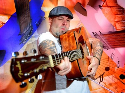 Black Country comedy songsmith Jonny Cole is loving life