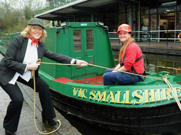 Richardson donation means 500 children can enjoy day on canals
