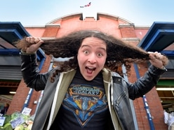 Brierley Hill teenager set to have long hair shaved off for Cancer Research