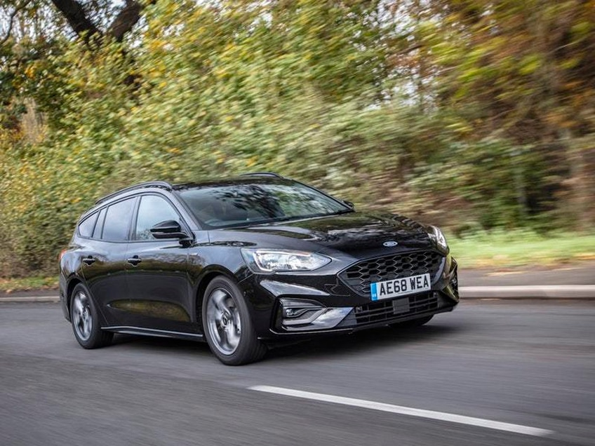 First Drive: The Ford Focus Estate adds extra practicality to an already brilliant package