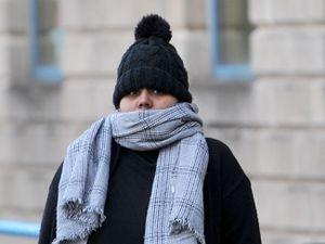 Kaljit Randhawa outside Wolverhampton Crown Court