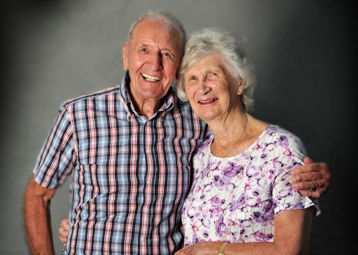Hugh and Anita are now aged 81 and 79 and live in Tettenhall