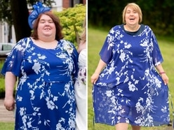 Slimmer's incredible weight loss as she loses 12 STONE in just 12 months
