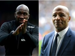 Darren Moore: I would have used Cyrille Regis as my West Brom mentor