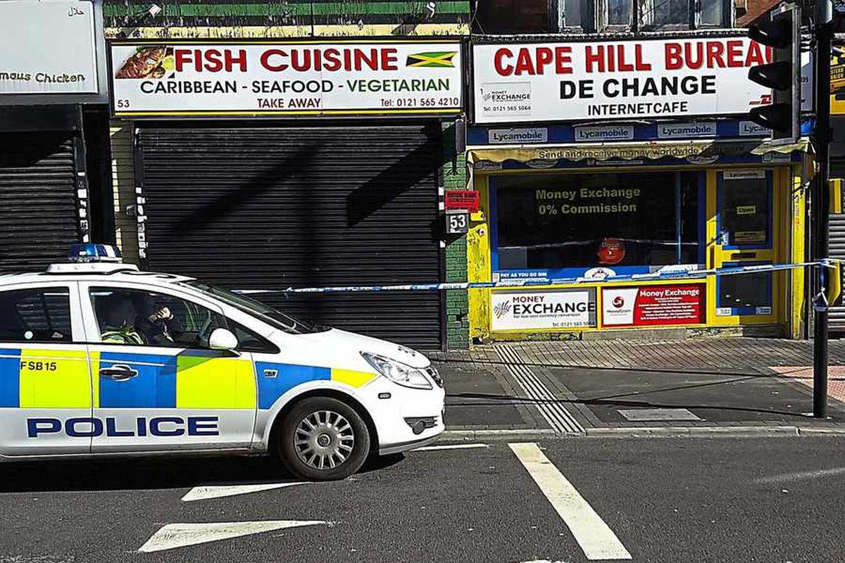 Smethwick stabbing: Murder arrest after 38-year-old killed at internet cafe