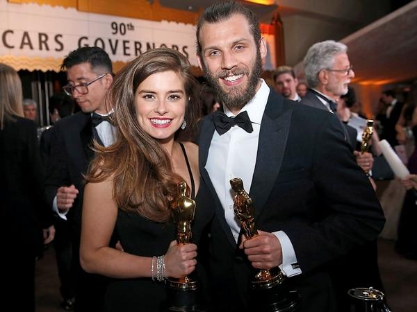 Staffordshire Oscar winner Rachel Shenton speaks about deaf father