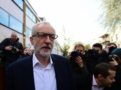 Emma Reynolds condemns soldiers shooting at Jeremy Corbyn image