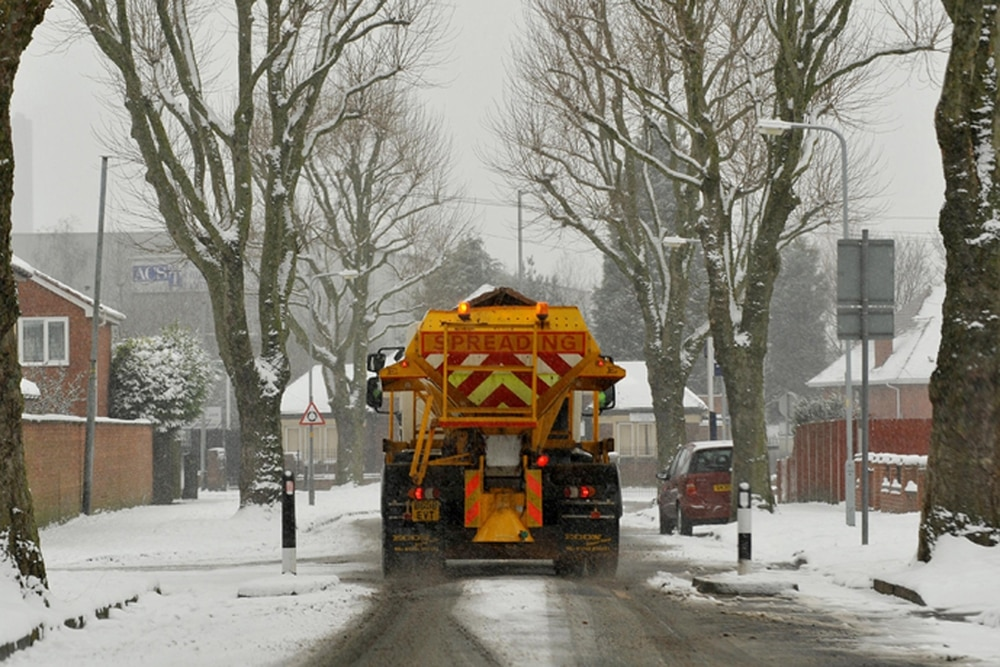 Forecasters warn of possible snow and ice across Essex