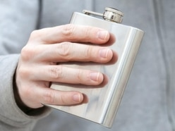 This A-level student swigging from his hip flask on live TV sums up the stress of results day