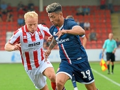 Josh Ginnelly: Walsall free to express ourselves