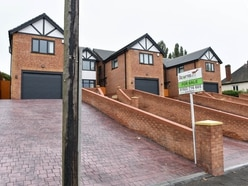 Who planned that?! Telegraph pole blunder blocks new-build's driveway