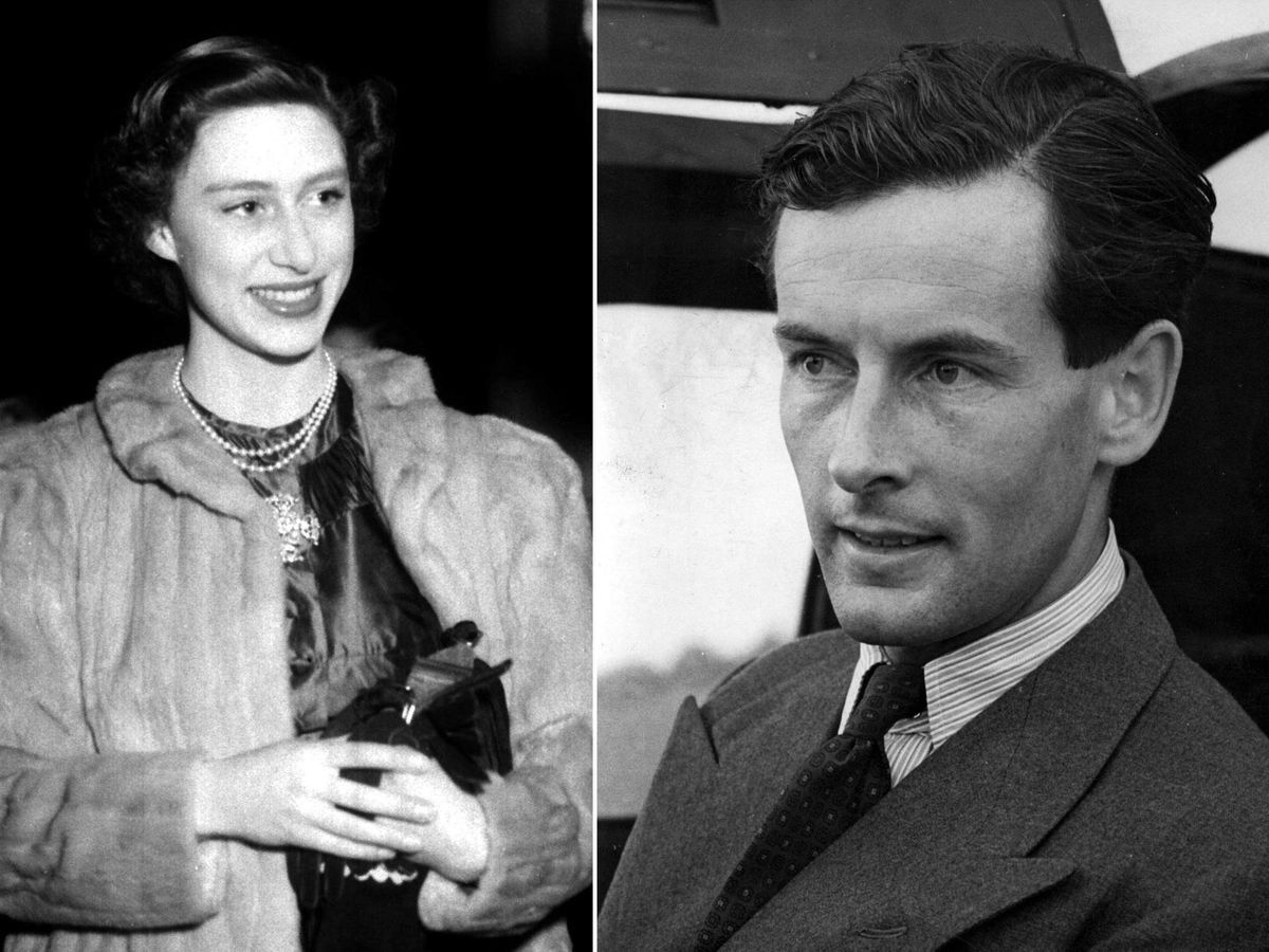 Princess Margaret and Peter Townsend