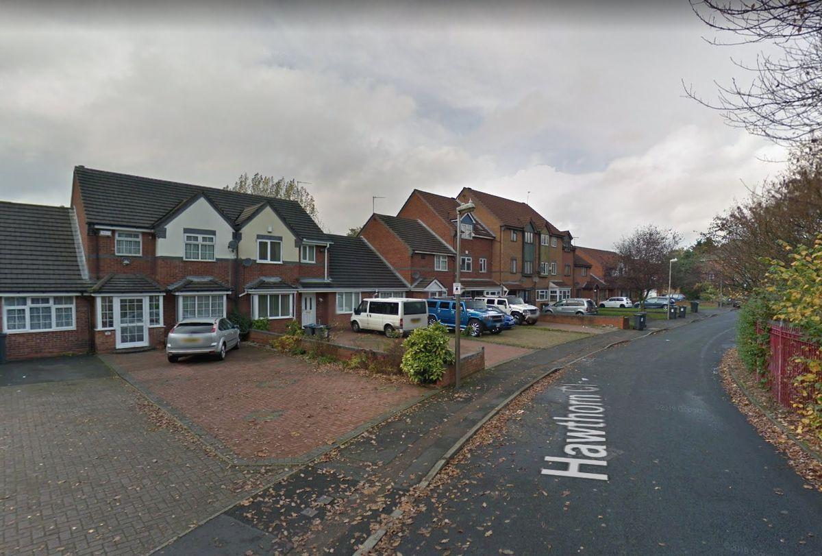 Hawthorn Close, in Bordesley. Pic: Google