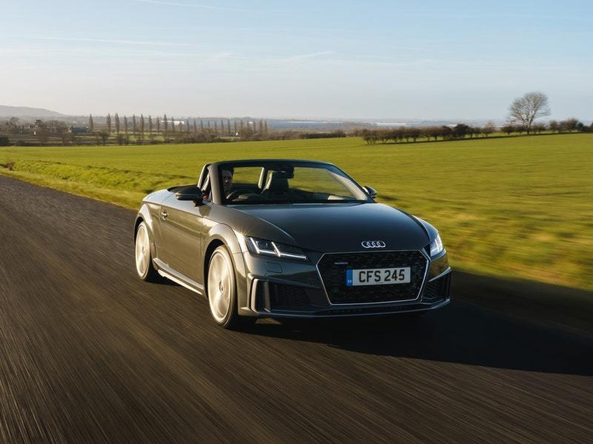 UK Drive: The Audi TT Roadster remains an unflappable drop-top option