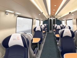 Trains to get £8 million refurbishment