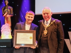 Sedgley teen wins award for dedication to disabled youth club