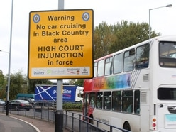 Concerns raised about car cruising in the Black Country