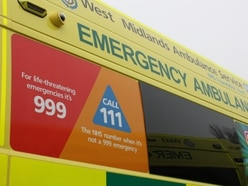 Man struck by a car in Willenhall