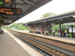 Person dies after being hit by train at Stourbridge Junction