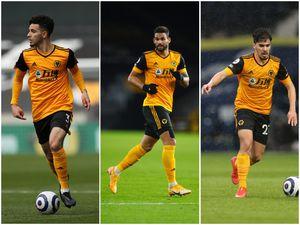 Wolves' loanees (Photos: AMA)